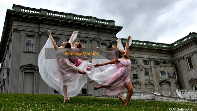 """The Friends of Mills Mansion presents """"Isadora Duncan & the Age of Abundance"""" at the Staatsburgh State Historic Site this weekend in a benefit concert. Video by Barbara Gallo Farrell/Poughkeepsie Journal"""