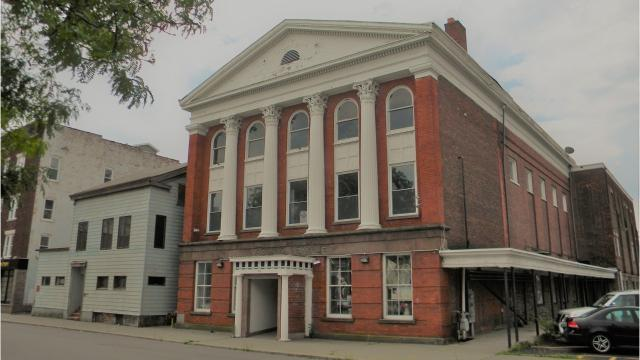 Social clubs and fraternities flourished during the 19th century, and by 1879 in the City of Poughkeepsie, there were two separate Masonic lodges. Video by Barbara Gallo Farrell/Poughkeepsie Journal