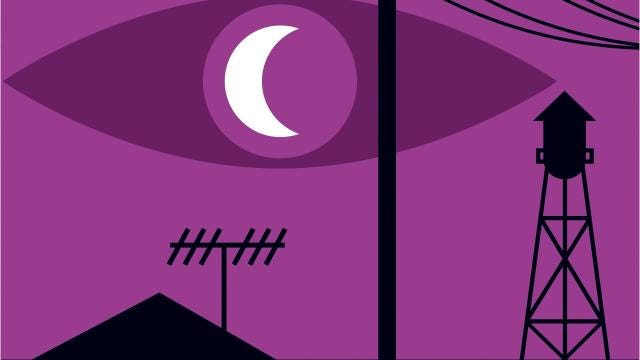 """""""Welcome to Night Vale"""" will premiere its latest live show at the Spiegeltent at Bard College. Video by Geoffrey Wilson/Poughkeepsie Journal"""