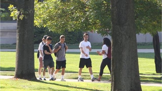 dating på Vassar College