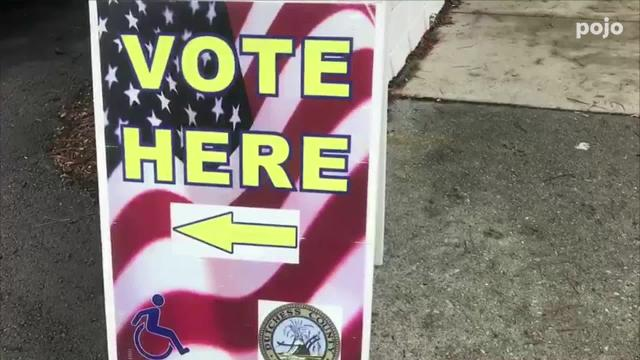 Dutchess County residents in the City of Poughkeepsie head to the polls on Thursday, Sept. 13.