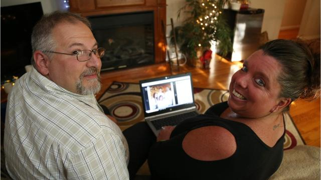 For years, people have been using sites like Facebook to reconnect with old friends and old flames. Video by Barbara Gallo Farrell/Poughkeepsie Journal