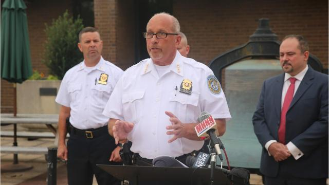 By the end of this year, the City of Poughkeepsie Police Department plans to implement new training focused on helping officers meet the needs of community members. To find out residents think of their interactions with police officers, the city has sent surveys to 3,000 randomly selected households. Video by Jack Howland/Poughkeepsie Journal