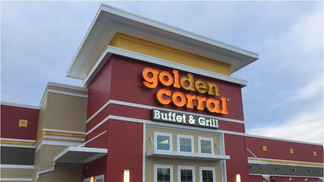 Video: Golden Corral aims to reopen mid-November