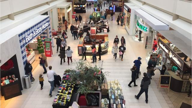 Here are five tips to help prevent yourself from becoming a victim while holiday shopping. The Dutchess County Sheriff's Office and Town of Poughkeepsie Police Department were sourced for advice in this video.