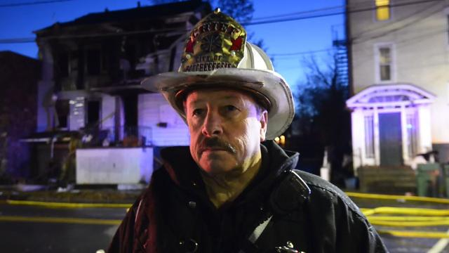 Fire units responded to 61 Academy Street in the City of Poughkeepsie for a reported structure fire near 1:48 a.m. After crews were able to control the fire, two bodies were found said Mark Johnson, city fire chief.