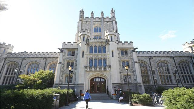Endowments at colleges in the Hudson Valley play a pivotal role in higher education. Video by John W. Barry