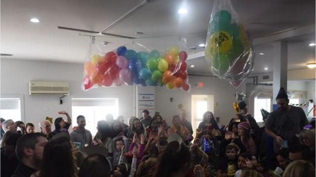 Mid-Hudson Children's Museum kicks off New Year's Eve celebrations at 9:30 a.m. on Dec. 31, 2018.