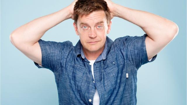 Comedian Jim Breuer loves The Chance in Poughkeepsie and is a funny man with faith. Video by John W. Barry/Poughkeepsie Journal.