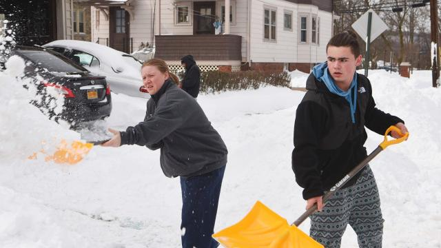 Here are some tips to stay safe during winter weather. Video by Jack Howland/Poughkeepsie Journal