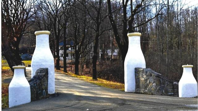"""In 1940, Harold """"Chic"""" Johnson purchased a farm southeast of East Fishkill and across the Putnam County border in the Town of Kent and named it Winter Garden Farm. Video by Barbara Gallo Farrell/Poughkeepsie Journal"""