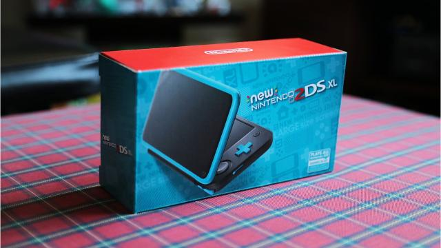 Unboxed: Here's what's new about Nintendo 2DS XL | Technobubble