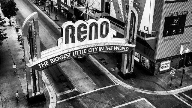 So you want to move to Reno?