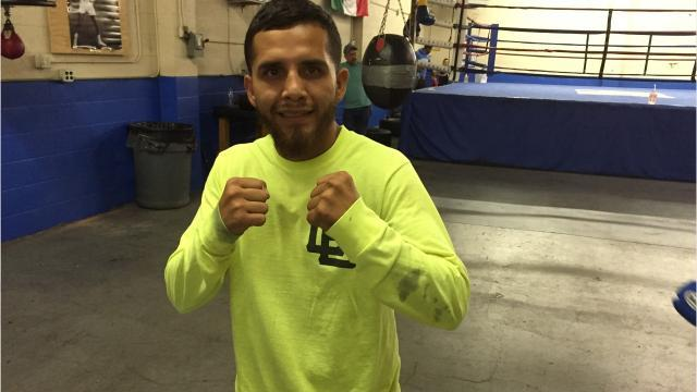 Oscar Vasquez will box Saturday in Fallon