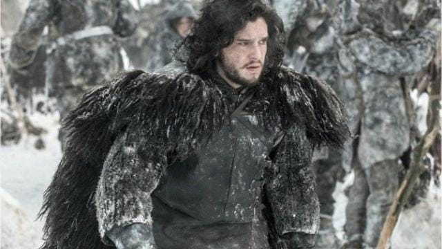 How to make your own Night's Watch cloak