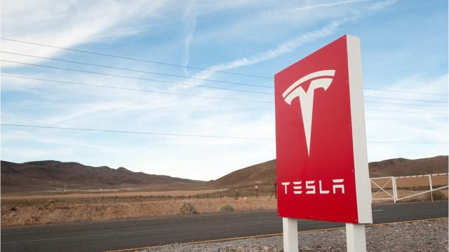 Tesla says Gigafactory allowed it to slash car prices