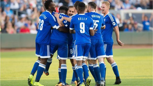 Reno 1868 FC is nearing a playoff berth