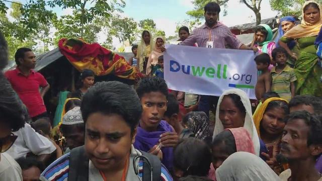 Watch: Reno's Duwell Medical helps those in Bangladesh