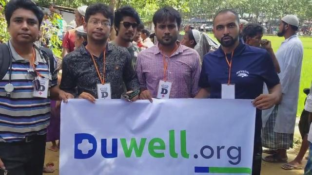 Watch: Duwell International helps those in Bangladesh
