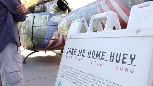 Watch: Take Me Home Huey at the Nevada Museum of Art