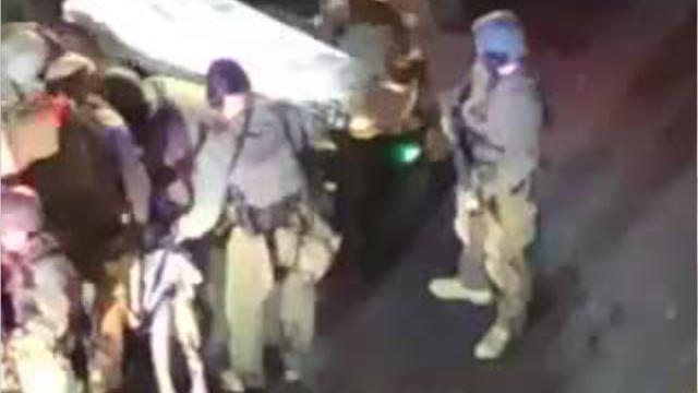 Reno shooting: Witness video captures gunfire, suspect in ambulance
