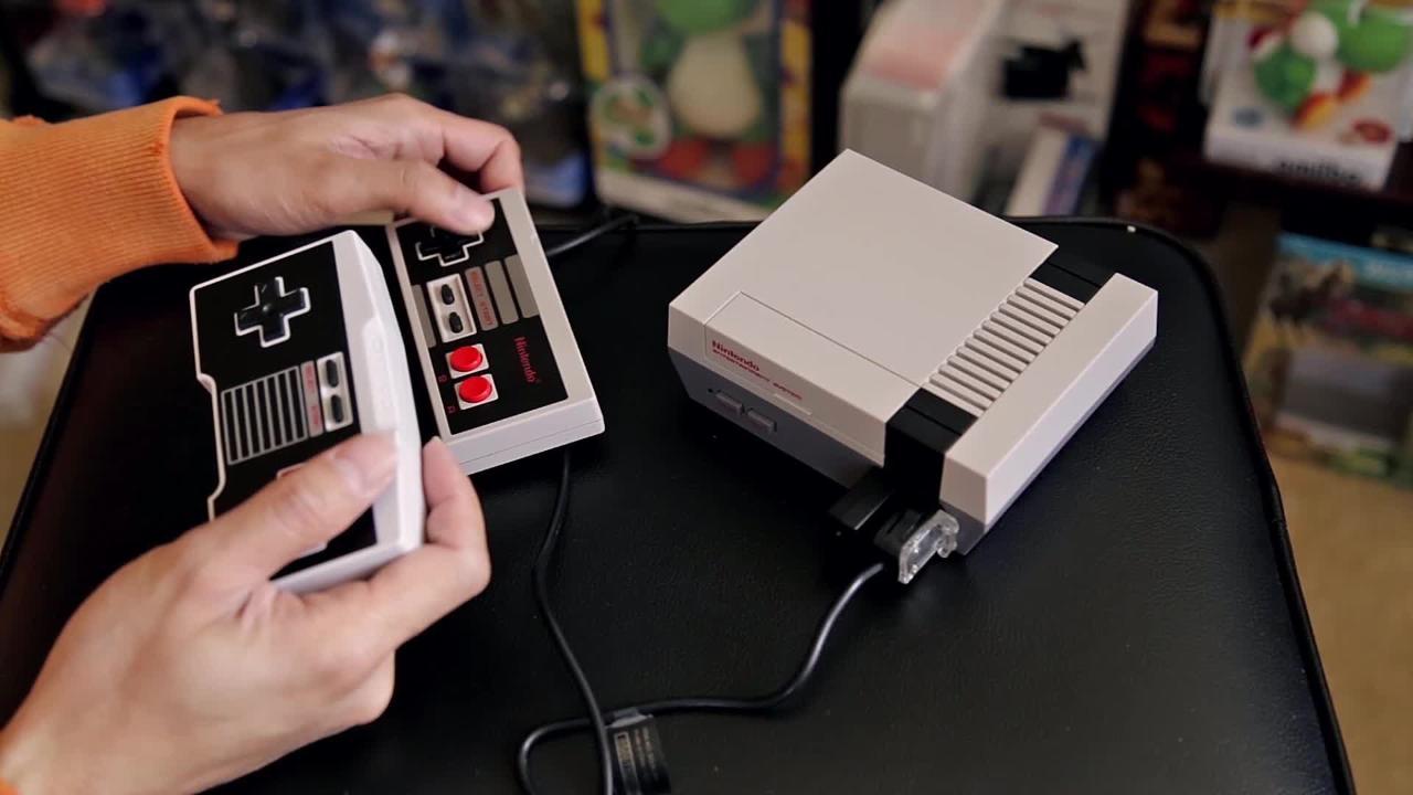 NES Classic Edition controller: Go long or cut cord? | Technobubble Talk (video)