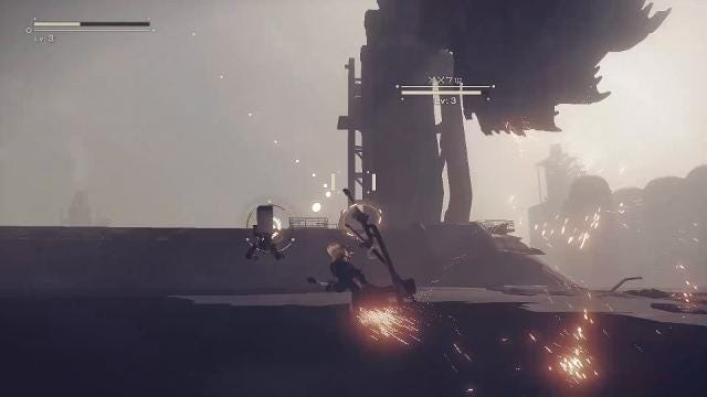 Like the video game equivalent of a delectable pupu platter, \u0022Nier: Automata\u0022 meshes together various gaming genres to craft a unique experience worthy of Platinum Games' best creations.