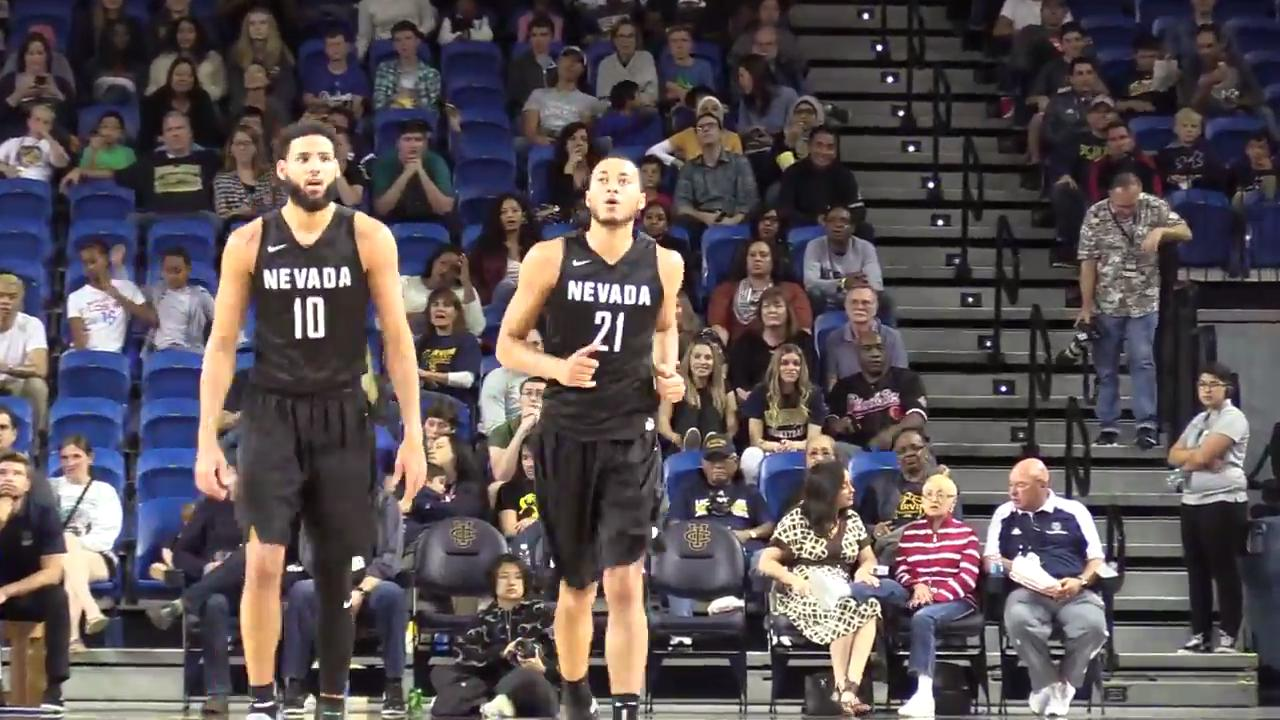 Freshly Minted As Ranked Team Nevada Basketball Faces First Underdog Challenge