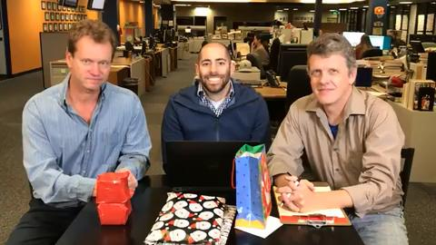 RGJ sports writers Chris Murray, Jim Krajewski and Duke Ritenhouse celebrate Christmas early and offer 10 predictions for the 2018 sports year.