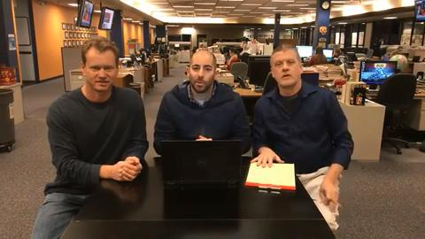 After a two-week break for the holiday season, the RGJ's Chris Murray, Duke Ritenhouse and Jim Krajewski discuss Nevada basketball, prep sports and the national cyclocross championships in Reno this week.