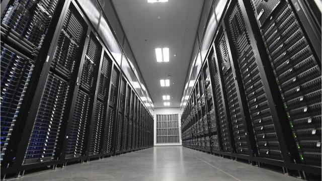 Apple's Reno data center is deal that started it all