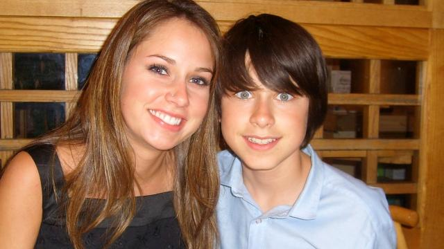 It has been 10 years since the murder of Brianna Denison. Hear from her from her little brother, who was only 15, when he lost his sister. Coming soon on RGJ.com.