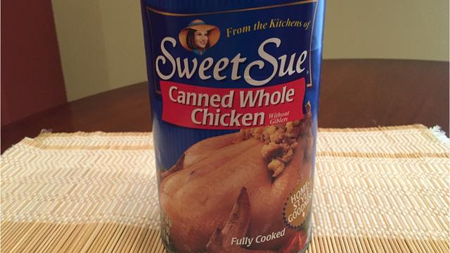 I  tested this product so you wouldn't have to. Think oily, salty, sweet meets metallic tang. With lots of fat and bones.