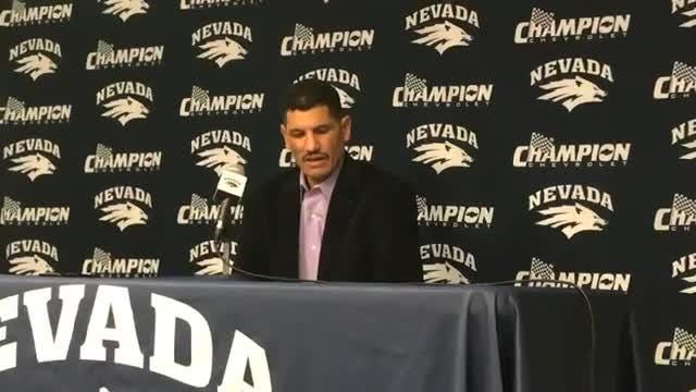 Wolf Pack football coach Jay Norvell introduces his 2018 recruiting class, which includes 23 players (10 on defense; 13 on offense).