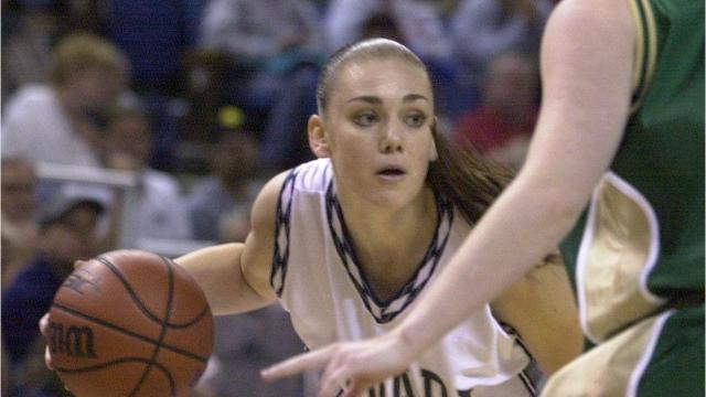 Orndorff was a basketball phenom from Hawthorne, Nev., who says she had an inappropriate sexual relationship with her former coach, Matt Williams, while she was in high school. Williams has denied the allegation.