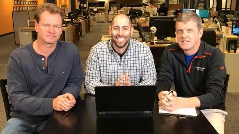 Chris Murray, Jim Krajewski and Duke Ritenhouse discuss the week to come in local sports.
