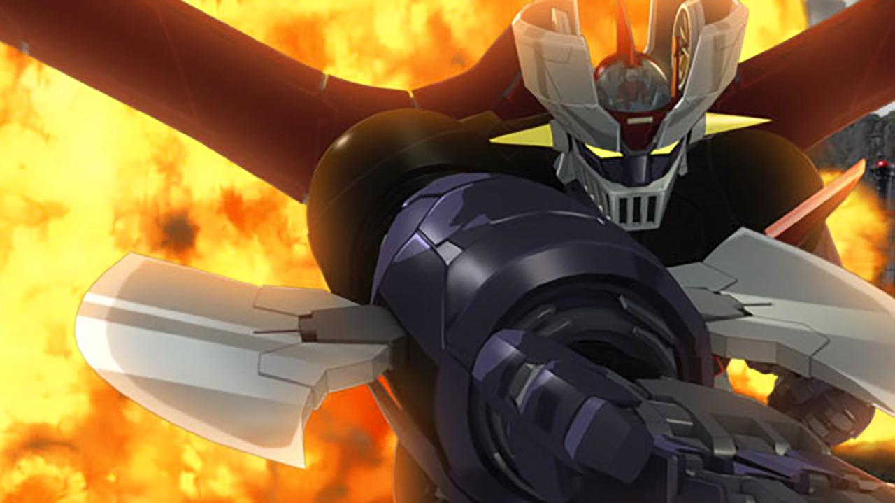 Rocket punch! The grandfather of Japan's super robot craze returns with its original cast and gets a western release to boot in Mazinger Z Infinity. Here's the official movie trailer.