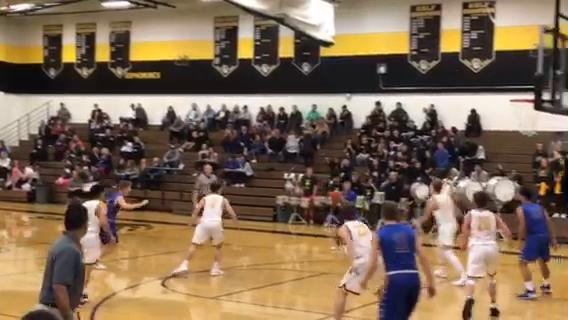 Galena beat Reed, 71-51 in a quarterfinal in the boys Northern 4A Regional basketball tournament on Wednesday.