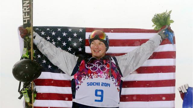 Reno local David Wise is primed to defend his gold medal in ski halfpipe in the Olympics.