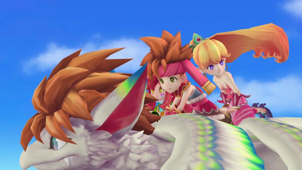 Technobubble: Secret of Mana HD Brings Back Classic