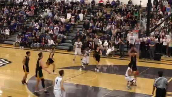 Spanish Springs beat Galena, 54-40, in a boys Northern 4A semifinal basketball game