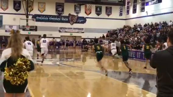 Spanish Springs beat Bishop Manogue, 68-56 for the boys title on Saturday.