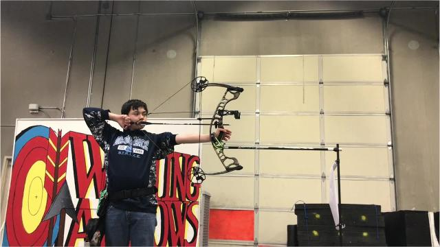 A local student has started a petition to convince the district to adopt an archery program.