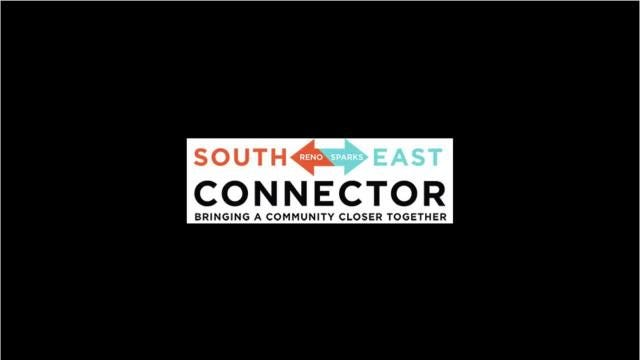 The Southeast Connector project will create a new thoroughfare between south Reno and southeast Sparks. It is expected to be completed by July 2018.