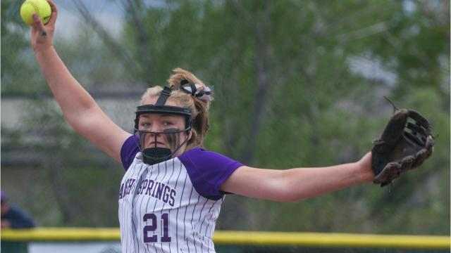 Spanish Springs is the top seed from the North and Douglas is the No. 2 seed for the 4A state softball tournament Thursday-Saturday at Bishop Manogue,