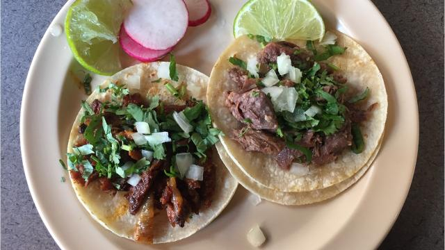 From carnitas to kimchi, fried shell to double-stacked, we explore some of the area's best tacos. Feel free to lick the screen.