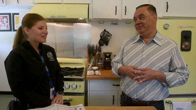 See what RGJ Editor Kelly Scott learned from allowing a Washoe County environmental health specialist inspect her kitchen.