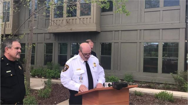 Amtrak Chief of Police Neil Trugman gave an update on Tuesday, May 29 into their investigation of a critically injured passenger found near the tracks in Truckee.