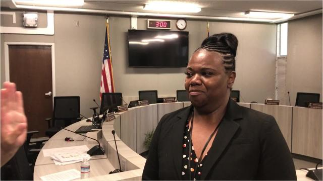"Superintendent Traci Davis said she agreed to give up many perks and benefits in her new contract, worth thousands, because previous contracts had been ""too robust."""
