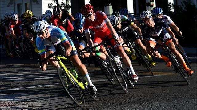 The Tour De Nez cycling race has been canceled this year. Race director Bubba Melcher hopes to bring it back in 2019.